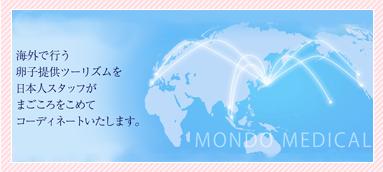 海外で行う卵子提供ツーリズムを日本人スタッフがまごころをこめてコーディネートいたします。